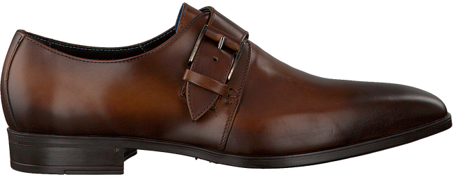 Brown GIORGIO Business shoes HE50244 - large