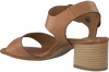 Cognac PAUL GREEN Sandals 6085 - small