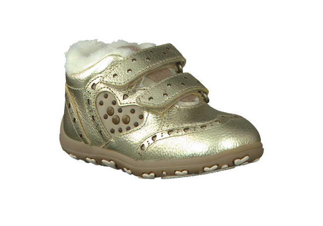 Gold GEOX Sneakers B24E6S 000HG - large