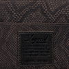 Grey LEGEND Wallet JERSEY SMALL PYTHON - small
