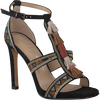 Black LOLA CRUZ Sandals 307Z04BK - small