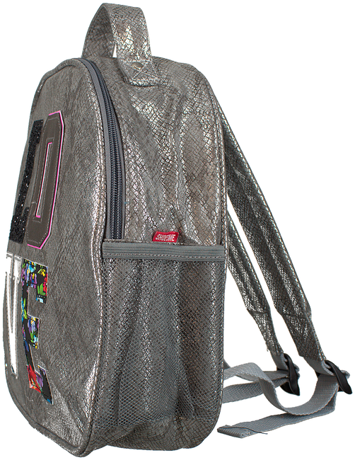 Silver SHOESME Backpack BAG7A025 - large
