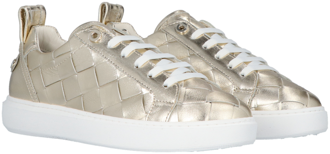 Gold NOTRE-V Low sneakers 02-14  - large