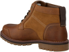 Cognac TIMBERLAND Ankle boots LARCHMONT CHUKKA - small