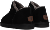 Black WARMBAT Slippers WILLOW WOMEN SUEDE - small