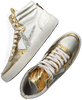 Gold ARCHIVIO 22 High sneakers DEVILLE MID  - small