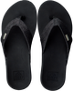 Black REEF Flip flops ORTHO SPRING  - small