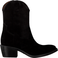 Black VIA VAI Booties KAMILA STAGE  - medium