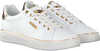 White GUESS Sneakers BECKIE  - small