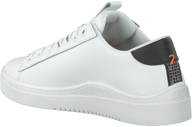 White HUB Low sneakers HOOK-W  - large