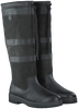 Black DUBARRY High boots GALWAY - small
