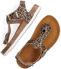 Gold DEVELAB Sandals 48192 - small