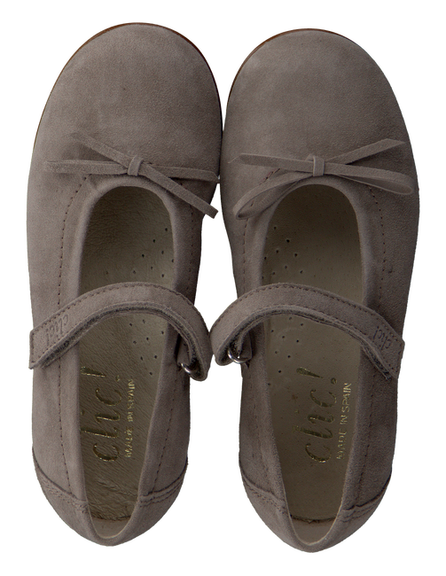 Beige CLIC! Ballet pumps CL7364 - large