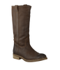 Brown HIP High boots 30003 - small