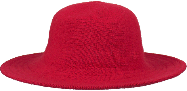 Red ABOUT ACCESSORIES Hat 8.40.164 - large