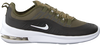 Green NIKE Sneakers AIR MAX AXIS - small