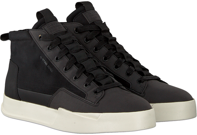Black G-STAR RAW Sneakers RACKAM CORE - large