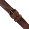 Brown MAZZELTOV Belt 508/35  - small