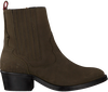 Cognac HABOOB Classic ankle boots P6731  - small