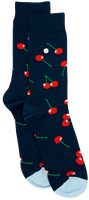 Blue Alfredo Gonzales Socks CHERRY  - medium