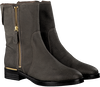 Green NUBIKK High boots EMMA DOUBLE ZIP - small