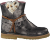 Silver SHOESME Booties BC8W064 - small