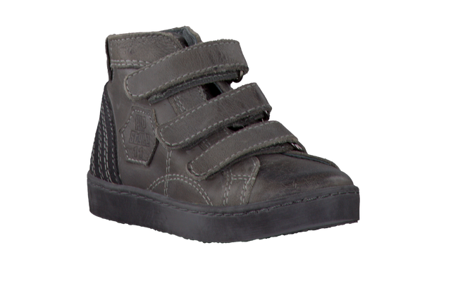 Grey HIP Ankle boots 46127 - large