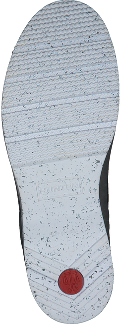 Blue HUNTER Rain boots MENS PLAY SHORT SPECKLE SOLE W  - large