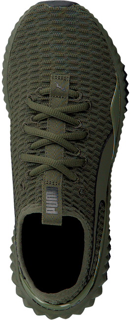 Green PUMA Sneakers DEFY WMN - large