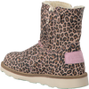 Pink PINOCCHIO Fur boots P2402 - small