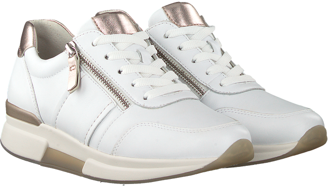 White GABOR Low sneakers 928  - large