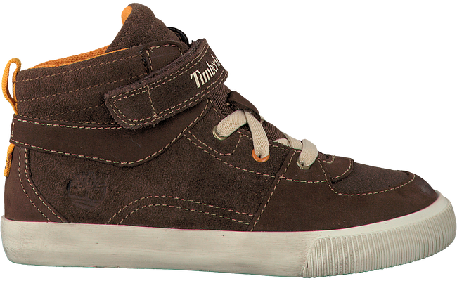 Brown TIMBERLAND Sneakers GLASTENBURY CHUKKA WITH STRAP - large