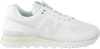 White NEW BALANCE Sneakers WL574 - small