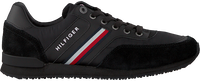 Black TOMMY HILFIGER Low sneakers ICONIC RUNNER  - medium