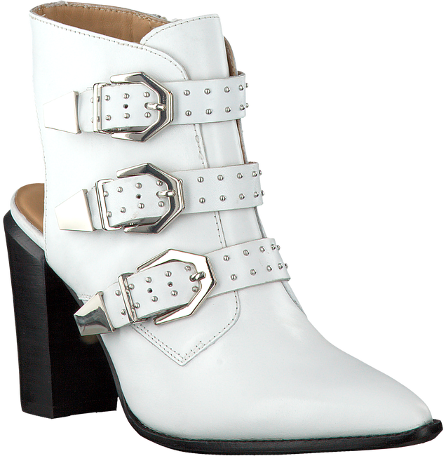 White BRONX Booties BAMERICANAX - large