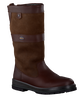 Brown DUBARRY High boots KILDARE - small