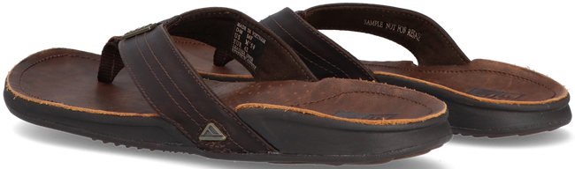 Brown REEF Flip flops J-BAY III  - large