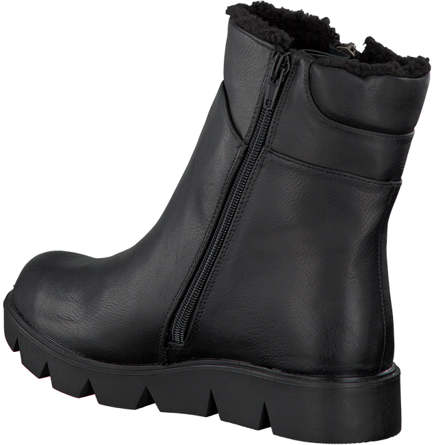 Black BULLBOXER Ankle boots AFVF6S506 - large