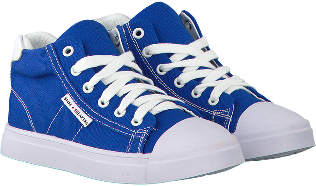 blauwe SHOESME Sneakers SH8S020  - large