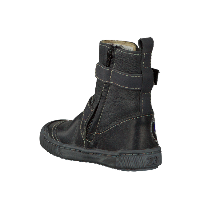 Grey SHOESME High boots WN110281 - large