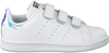 White ADIDAS Sneakers STAN SMITH KIDS VELCRO - small