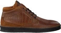 Cognac CYCLEUR DE LUXE Lace-ups BILBAO - medium
