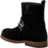 Black CLIC! High boots 9245 - small