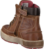 Brown VINGINO Ankle boots NOAH - small