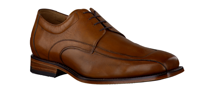Cognac VAN BOMMEL Business shoes 13021 - large