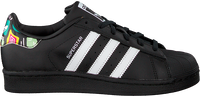Black ADIDAS Sneakers SUPERSTAR J  - medium