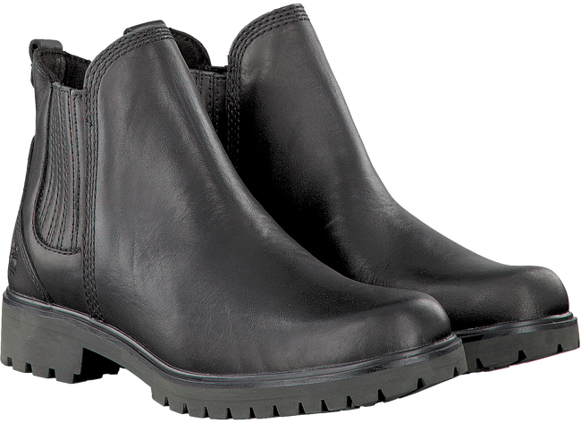 Black TIMBERLAND Chelsea boots LYONSDALE CHELSEA - large