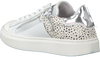 White HIP Sneakers H1013 - small