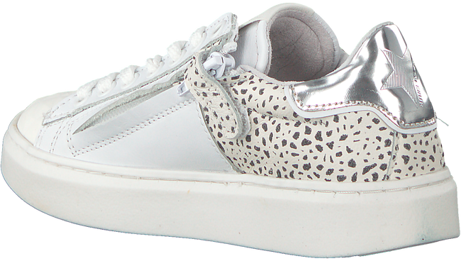 White HIP Sneakers H1013 - large