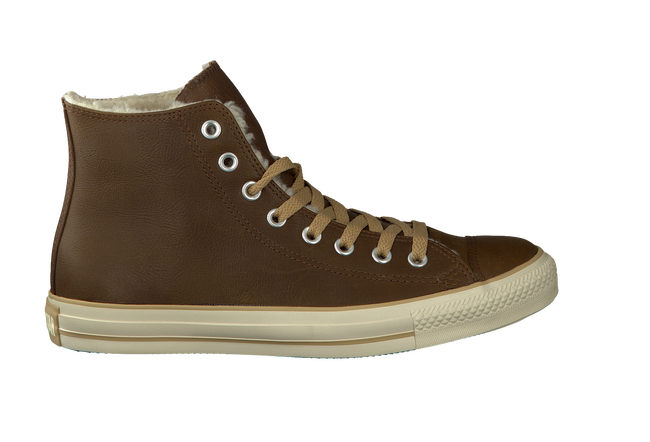 Brown CONVERSE Sneakers AS HI HEREN - large